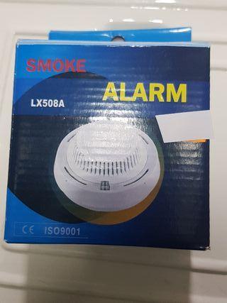alarma humos