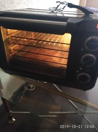 Vendo hornillo/tostadora en Alicante