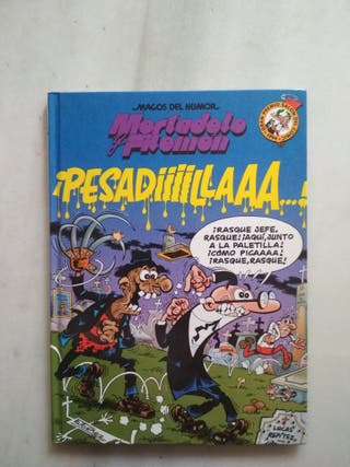 mortadelo y filemon n58 Magos del humor.