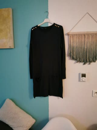 Robe hiver pull
