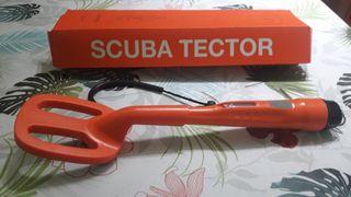 Detector de metales Scuba Tector