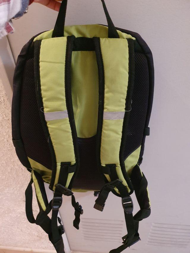 mochila monte impermeable