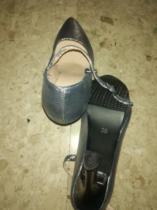 zapato salon
