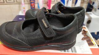 zapatos colegial pablosky talla 25