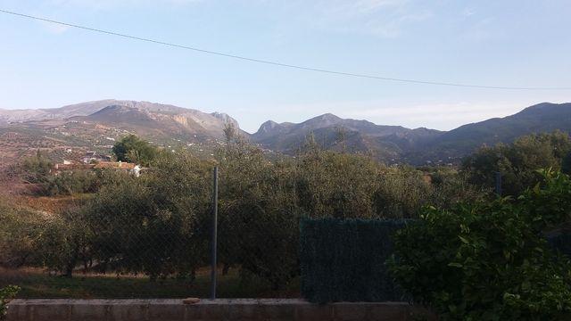 Preciosa casa rural en Alcaucín (Alcaucín, Málaga)