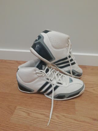 Zapatillas baloncesto adidas talla 42