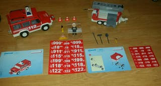 Playmobil_Set de Bomberos_2