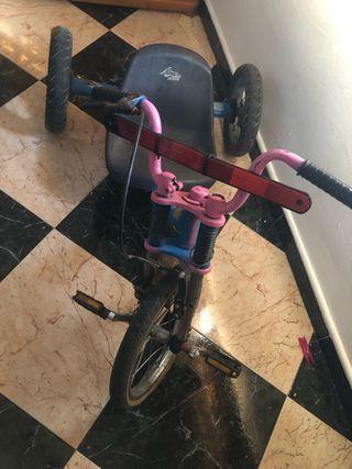Triciclo driff trike