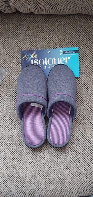 Isotoner Ladies Slippers