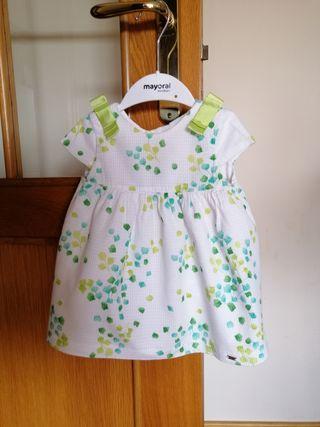 vestido Mayoral t18 meses