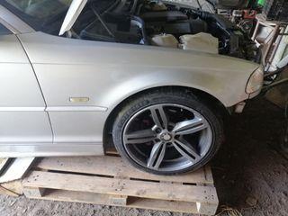 Aletas delanteras BMW E46