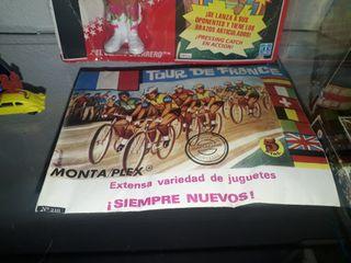Montaplex,tour de francia