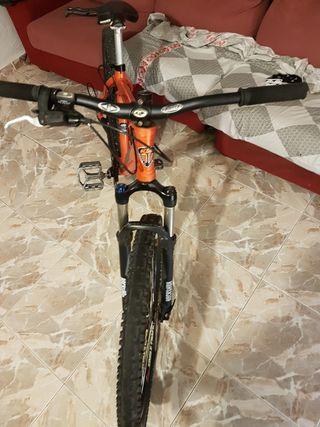 bicicleta KTM el paso