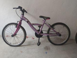 "2 bicicletas 20"""
