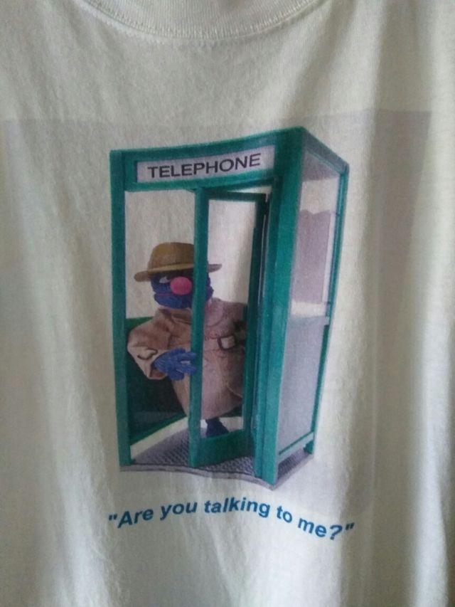 Camiseta Coco de Barrio Sésamo