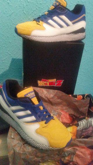 Adidas vegeta Dragon Ball Z