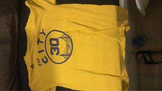 Camiseta entrenamiento Golden State Warriors