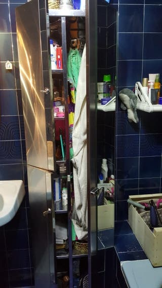 armario espejos baño