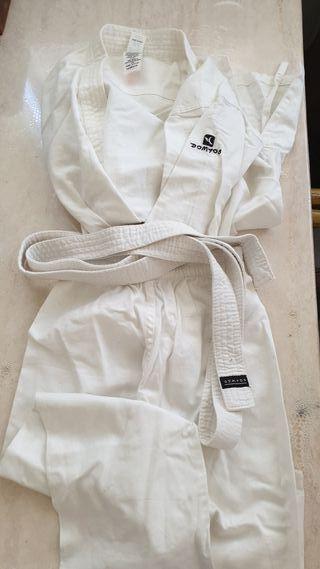 traje de Karate o judo
