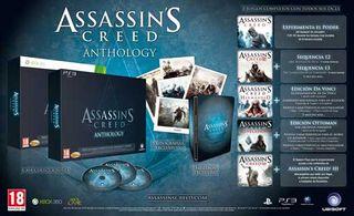 ASSASSIN'S CREED: ANTHOLOGY videojuegos