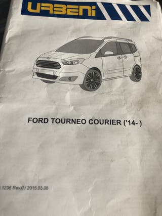 Enganche Bola para Ford tourneo courier