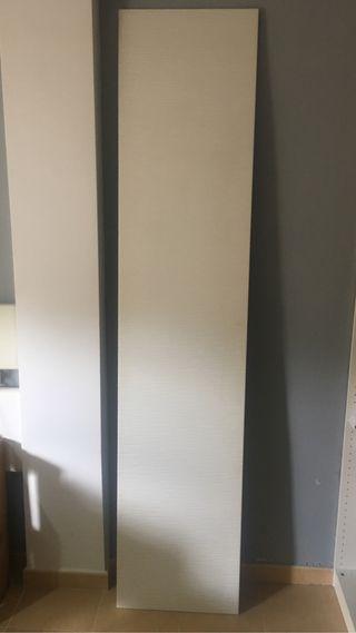 Puertas para el armario