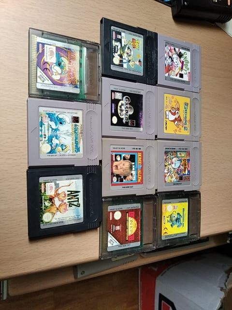 11 juegos gameboy películas y series