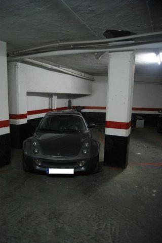 Plaza de garaje Bilbao. Uribarri, ayuntamiento