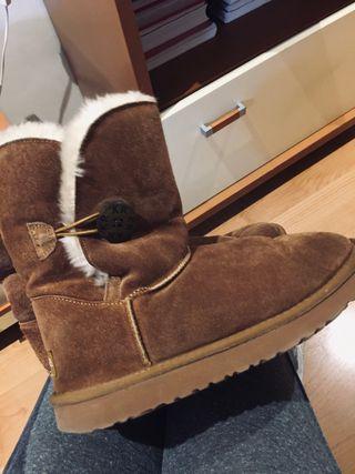 Zapatos tipo UGG