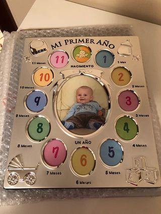 Marco bebe primer año