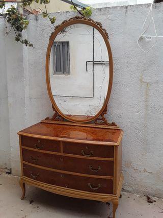 Cómoda/Recibidor con espejo