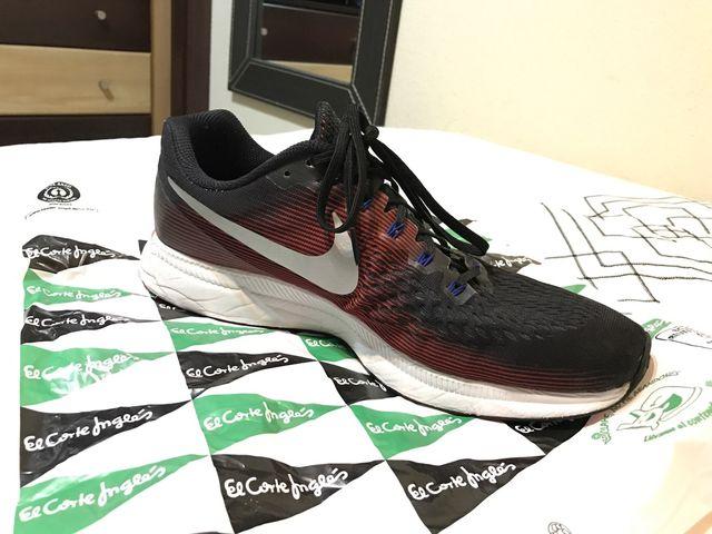 exageración Mansión Girar en descubierto  Zapatillas Running Nike Zoom Pegasus 34 de segunda mano por 10 ...