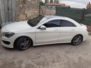 Mercedes-Benz CLA (117) 2014