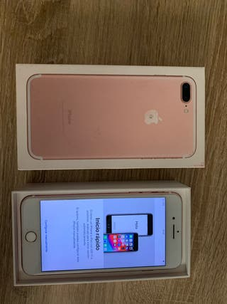 iPhone 7plus 32Gb Rosa