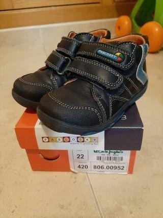 zapato pablosky n°22