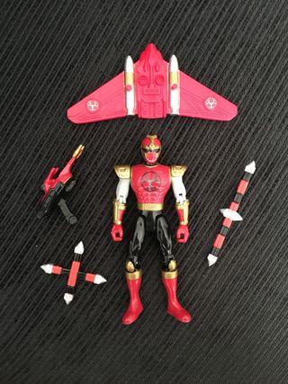 Crimson Thunder Power Rangers
