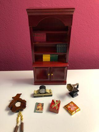 Lote salón miniatura