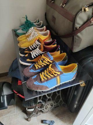 Zapatillas Deportivas Nike y El Ganso