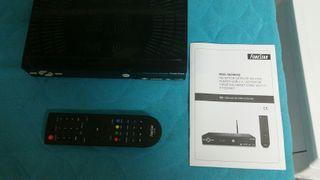 Receptor satélite fonestar rds-583 FULL HD