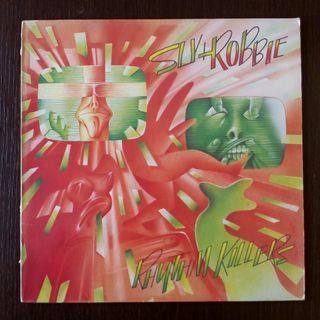 Sly & Robbie - Rhythm Killers - Bill Laswell