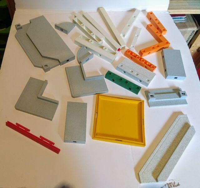 Playmobil lote de piezas desguace