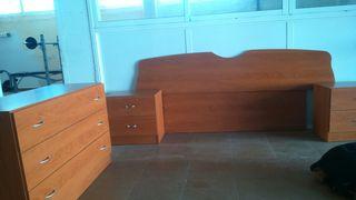 dormitorio sin armario