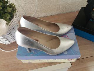 zapatos de salonsalón