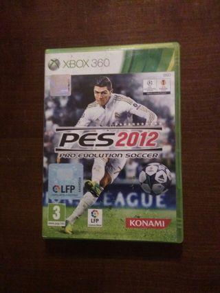 PES2012 Xbox 360