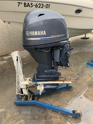 Fueraborda Yamaha 50 cv 4 tiempos