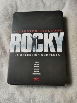 Edición coleccionista de rocky balboa
