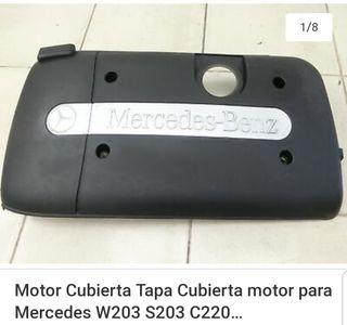 Tapadera de motor 270 Mercedes