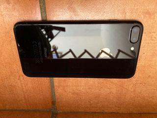Iphone 7 plus negro brillante