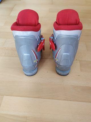botas esquí niño 19.5