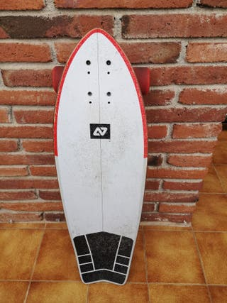 Vendo tabla surfskate, como nueva